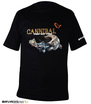 Savage gear Cannibal T-Shirt